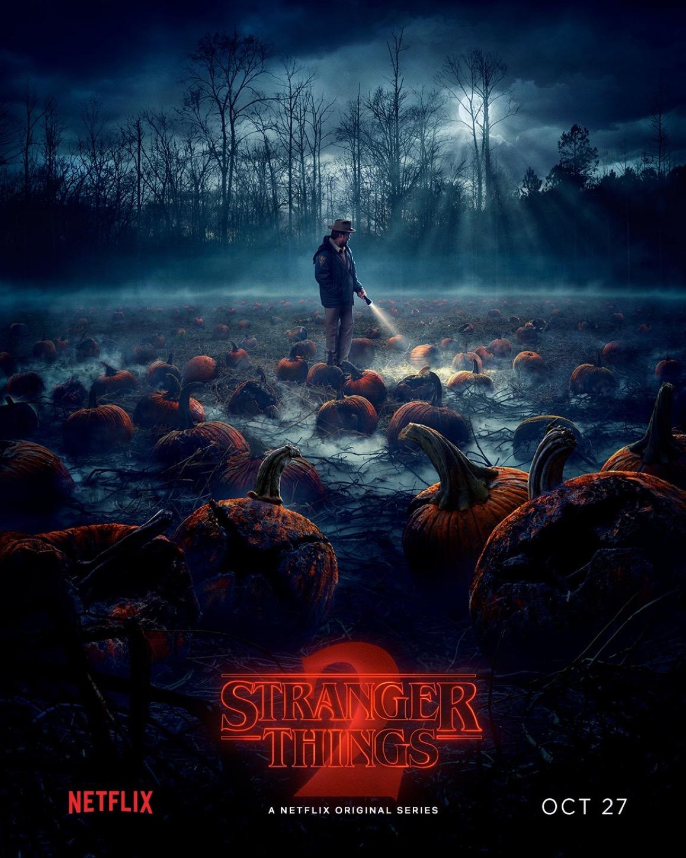 Movie Poster Stranger Things Season 2